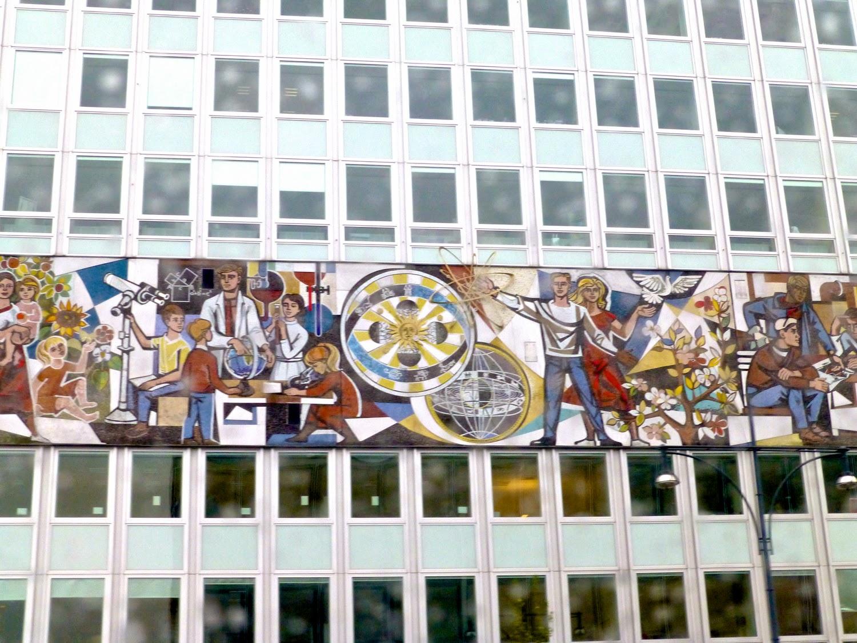 Casa del Docente, Berlin