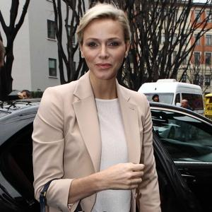 Fashion - Princess Charlene