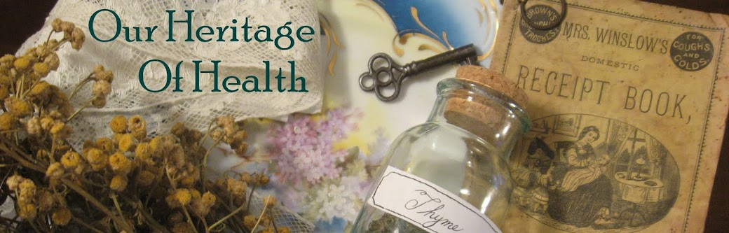Our Heritage <br> of Health