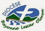 Le logo du diocèse et son site internet