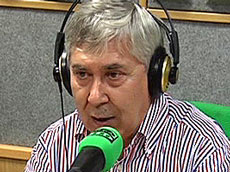 Preguntas en Onda Cero a Antonio Muñoz  sobre las ayudas municipales al Cádiz CF.