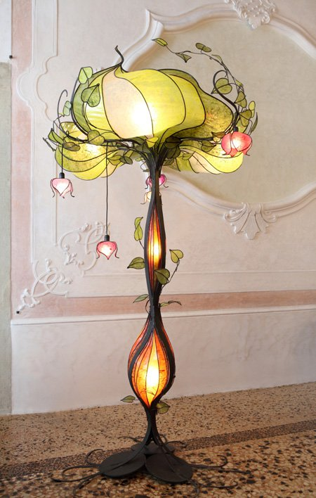 eclectitude art nouveau lighting fixtures. Black Bedroom Furniture Sets. Home Design Ideas