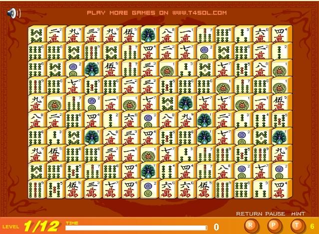 mahjong 4 connect
