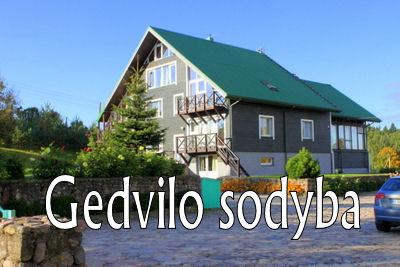 Gedvilo Sodyba - Kaimo turizmo sodyba Trakų rajone
