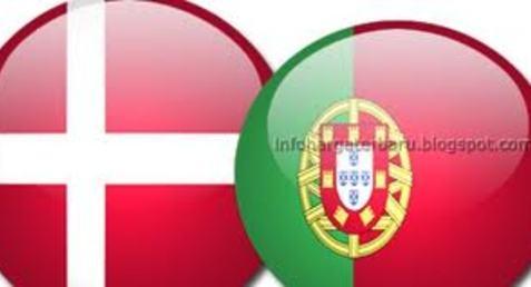 Prediksi Denmark vs Portugal