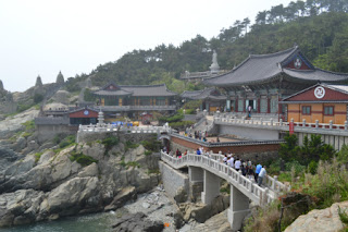 buddhist temple Busan