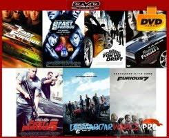 Saga Rapido y Furioso DVDRip Latino