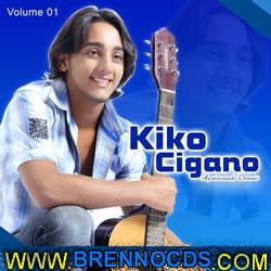 Kiko Cigano - CD 2013