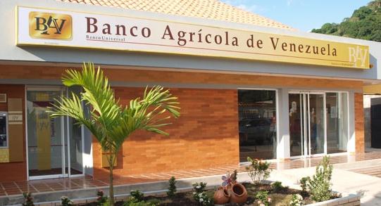 Banco agr cola de venezuela abrir nuevas oficinas for Oficina del banco de venezuela