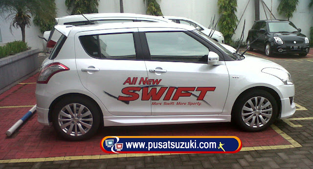 test drive swift semarang salatiga