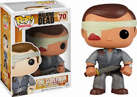 Funko Pop! The Governor White Patch
