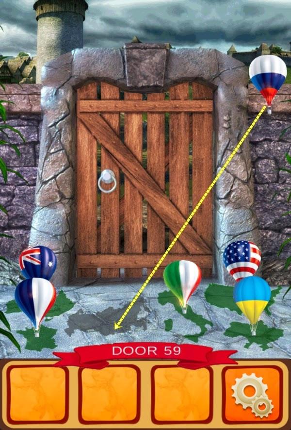100 Doors World of History Level 56 57 58 59 60 Cheats