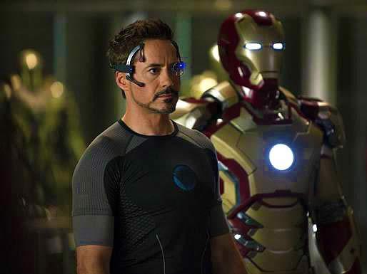 Trailer Homem de Ferro 3