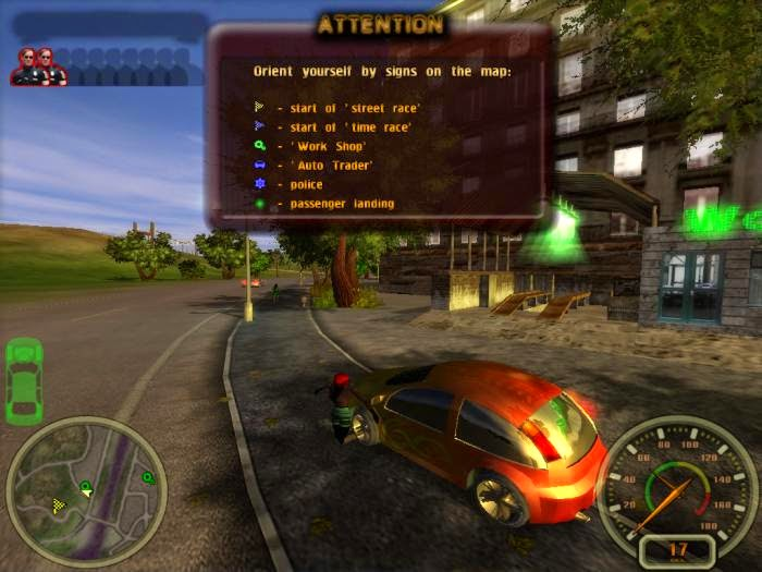 Game Ringan City Racing for PC