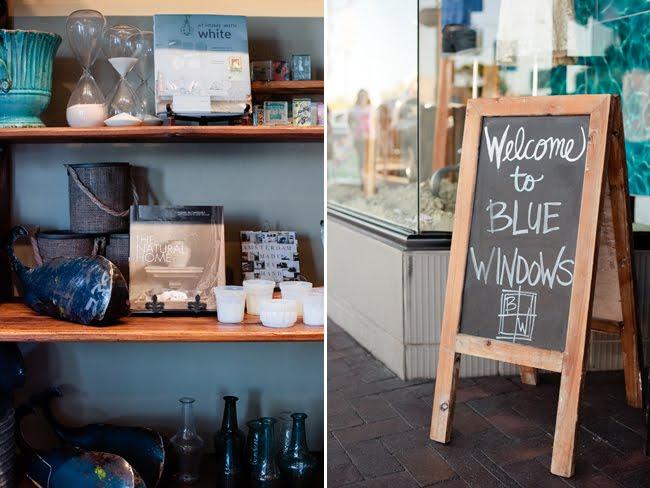 Blue Windows Long Beach / Jennifer Chong