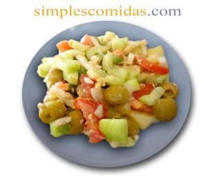 ensalada española
