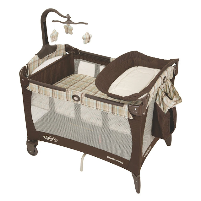 Bassinet Graco Pack N Play5