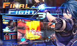 Screenshots of the Final Fight 3 for Android tablet, phone.