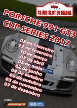 Porsche 991 GT3 Cup Series 2017