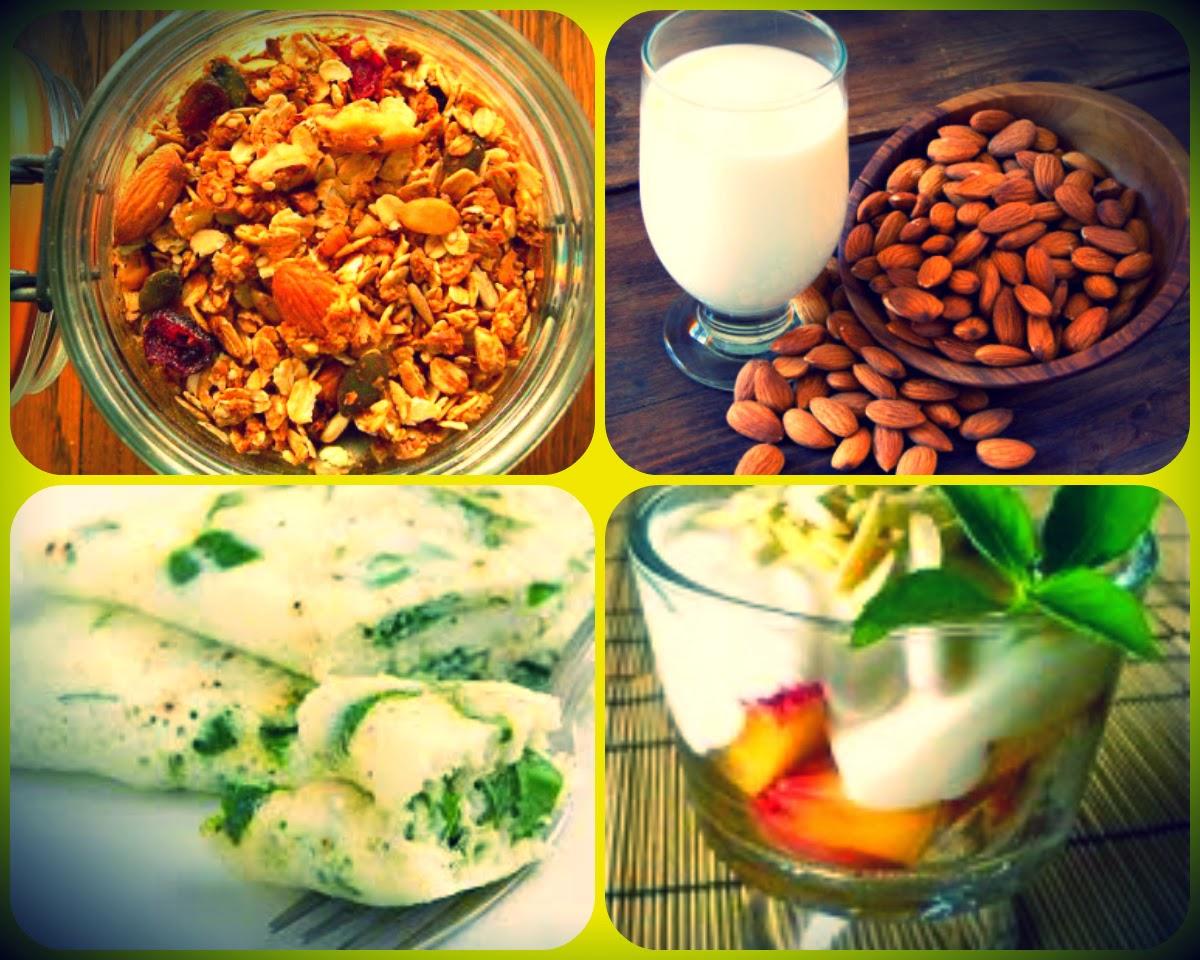 Ideas de desayunos para diab ticos viviangilro for Desayunos sin cocinar