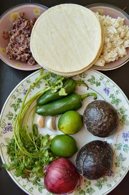 vegetarian burrito recipe4