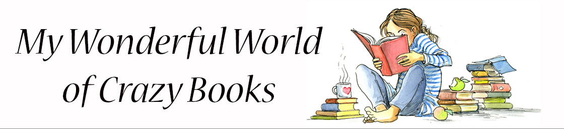 My Wonderful World Of Crazy Books