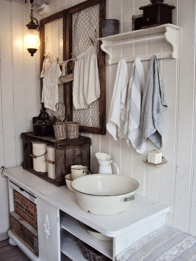 shabby chic con amore casa shabby chic come creare un. Black Bedroom Furniture Sets. Home Design Ideas