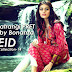 Satrangi PRET By Bonanza - Eid Collection 2014