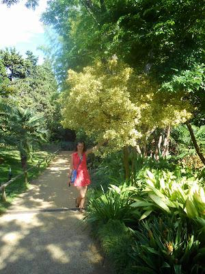 Испания. Бланес. Ботанический Сад Маримуртра