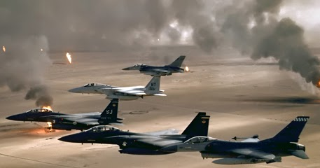 an analysis of the american operation desert storm in iraq Gallup's first read on american  that's within three points of the 79% who approved of the nascent war on iraq (operation desert storm  a gallup analysis.