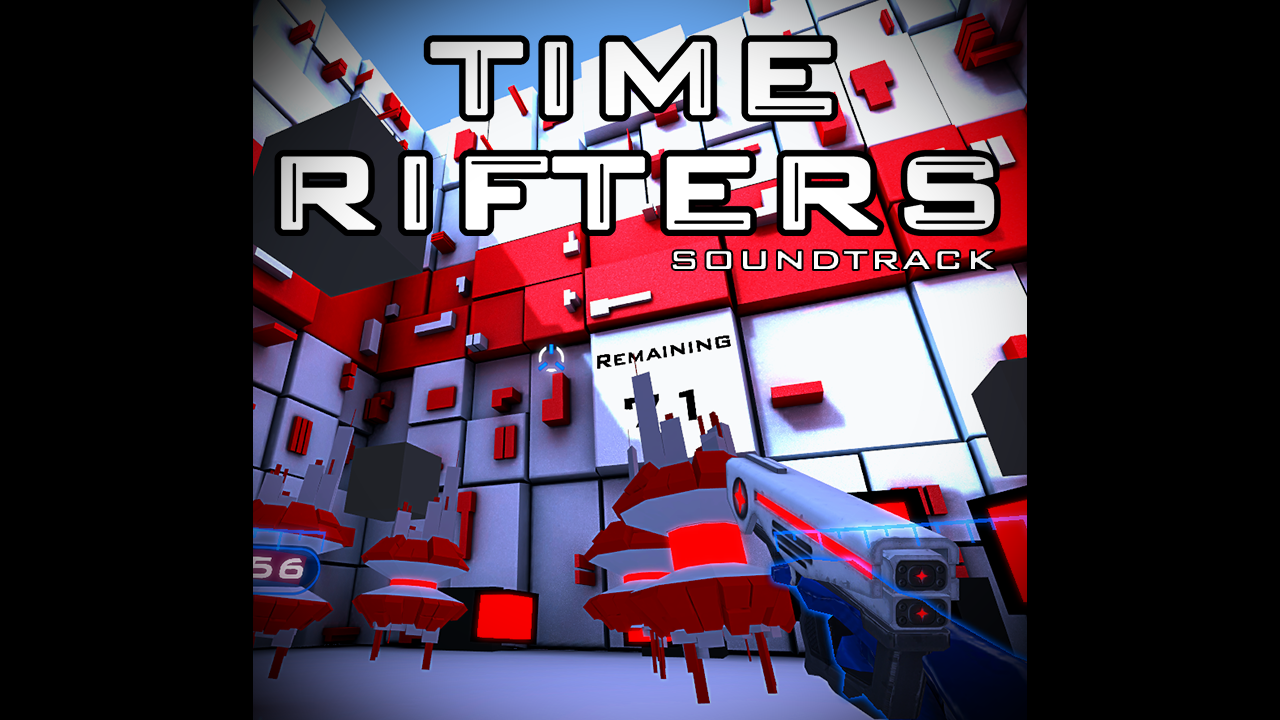 Time Rifters Soundtrack