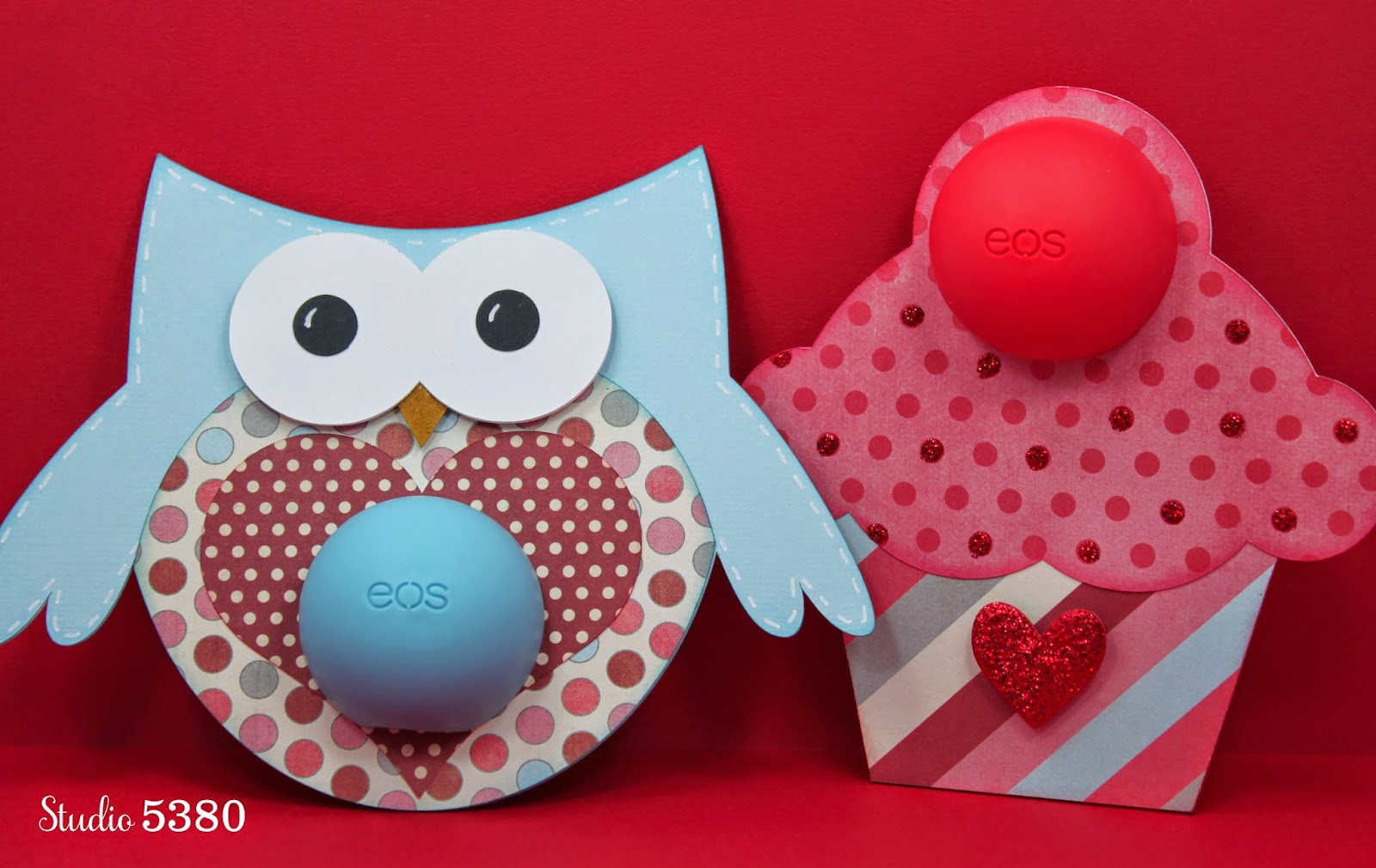 Studio 5380 Eos Valentine Treats