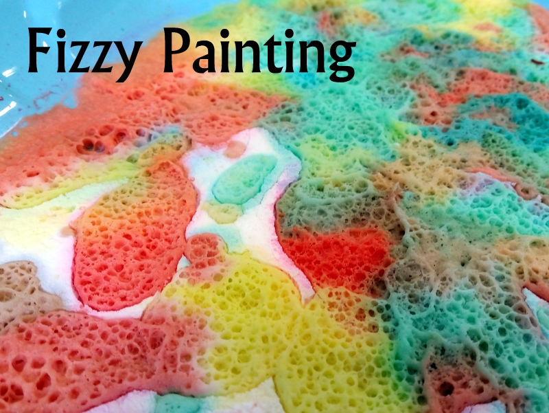 Fizzy Painting