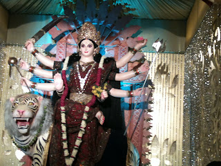 NAGPUR ujwal Nagar Durga Devi NAVRATRI CELEBRATION