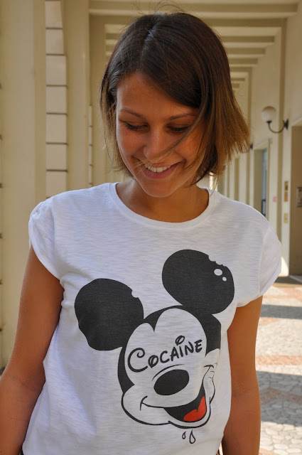 Mickey Mouse and Leopant - ToBeMe