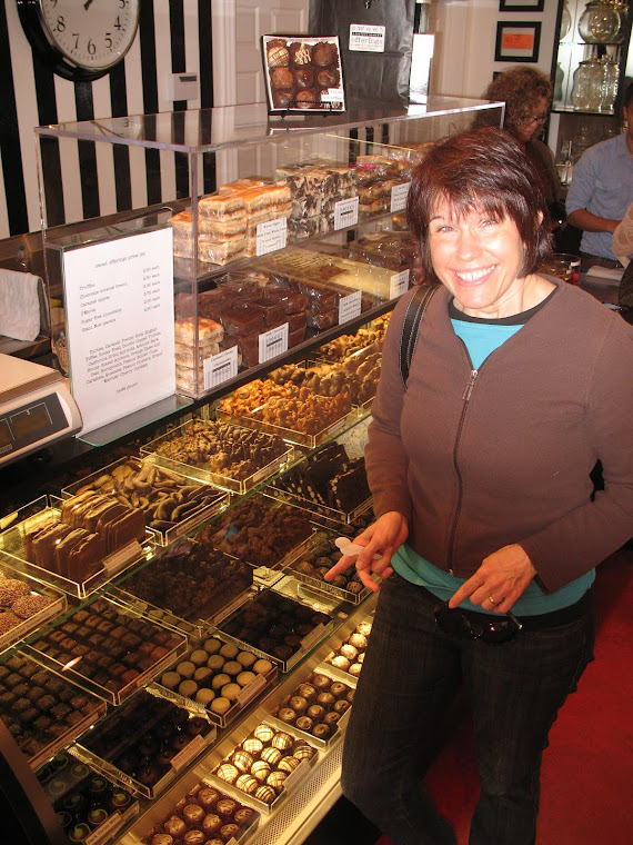 Chocolate Shop in Cambria