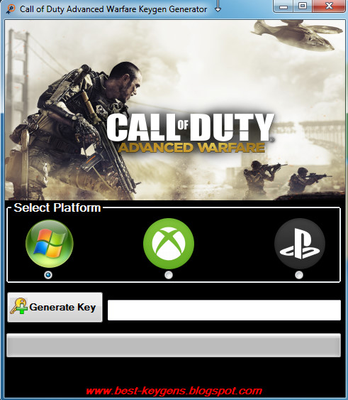 Call Of Duty Advanced Warfare Keygen Generator | No Survey | Free Download |(Working)! ~ Best ...