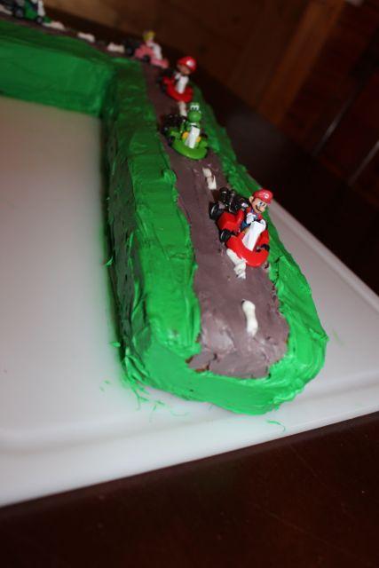 Half Pound Birthday Cake