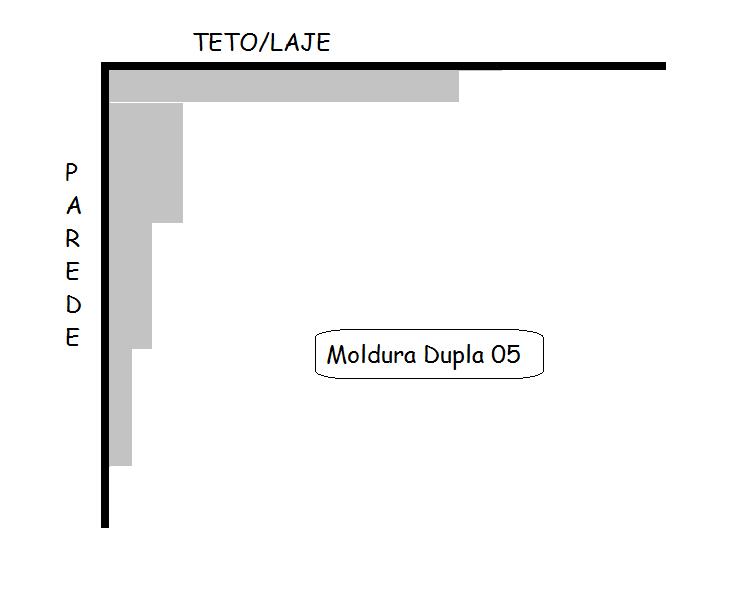 GESSO CAMPINAS - MODELO GOLA DUPLA 05
