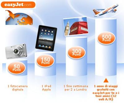 concorso Easyjet
