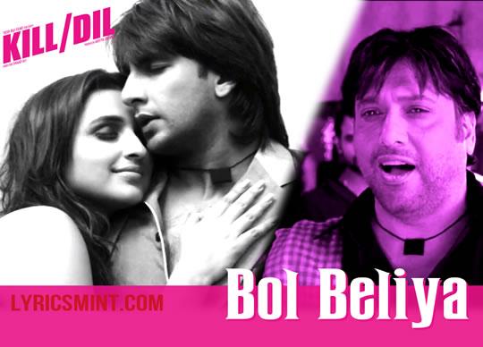 Bol Beliya - Govinda, Ranveer Singh