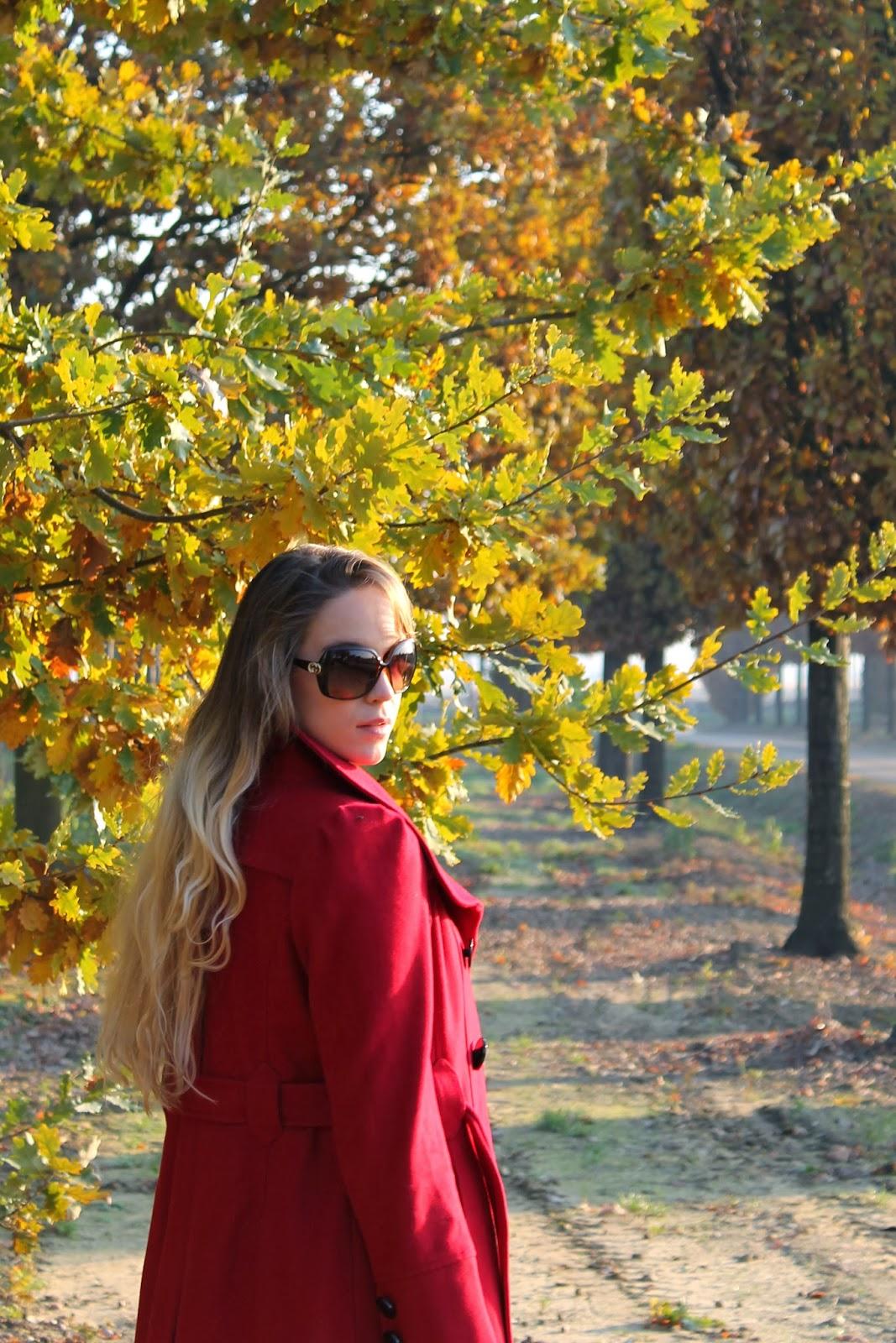 fashion blogger gucci