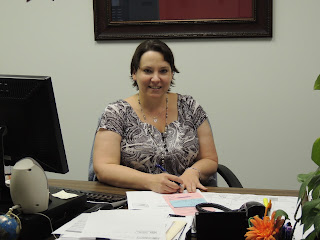Jennifer Robinson, Assistant Director of the Huntsillve Placement and Release Unit.