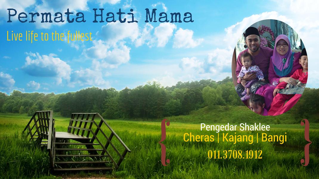 Permata Hati Mama©