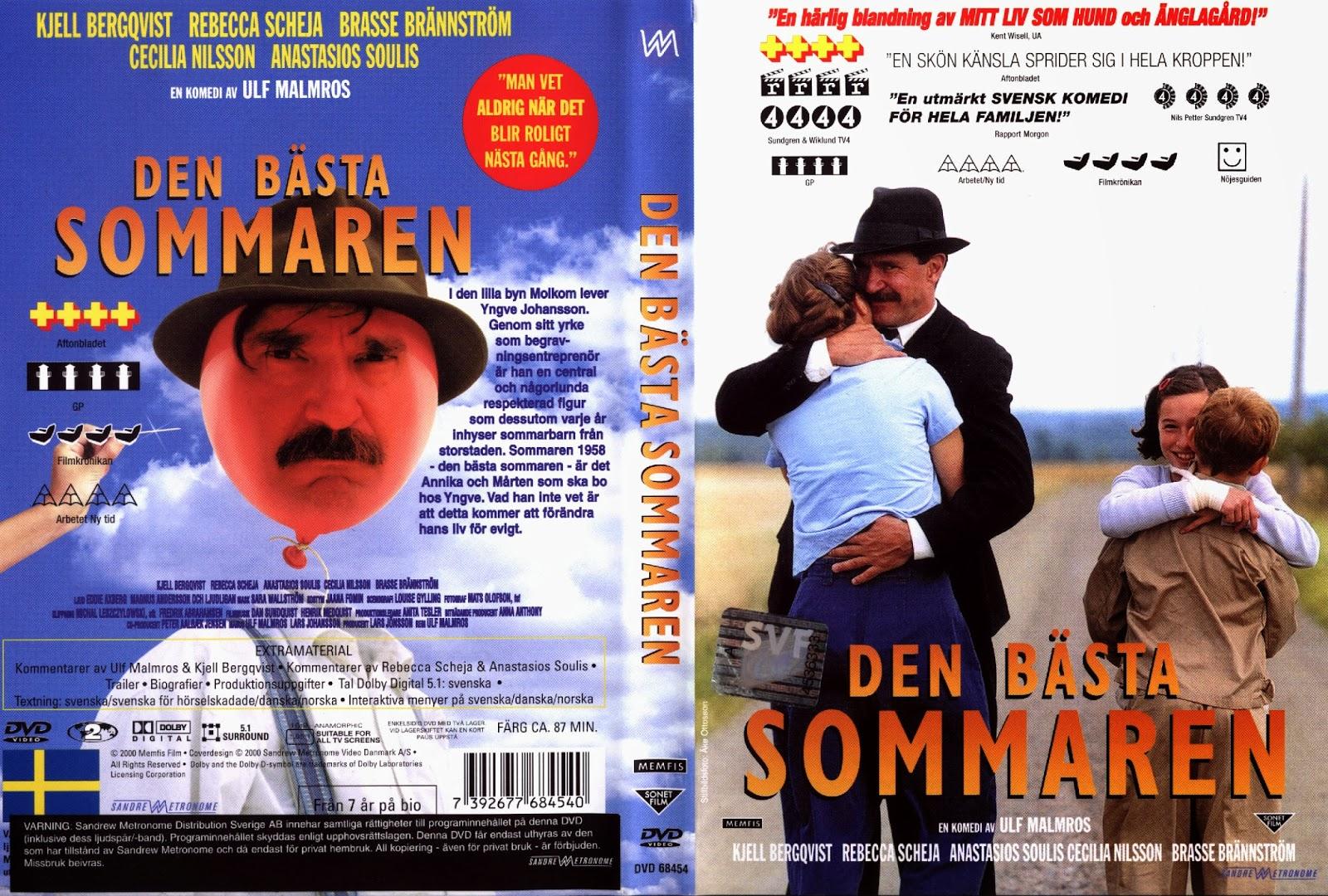 Лучшее лето / Летняя сказка / Den Bästa Sommaren / A Summer Tale.