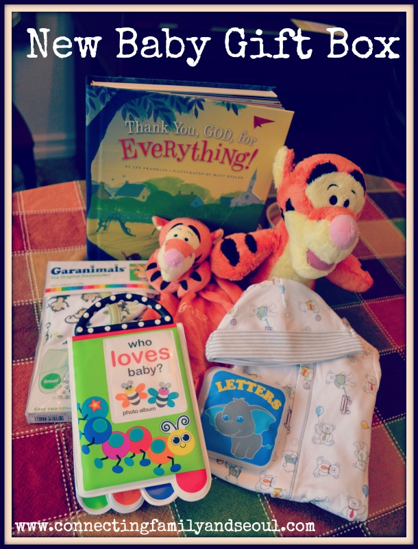 Baby Gifts For Big Brother : Connecting family and seoul new baby gift box from big