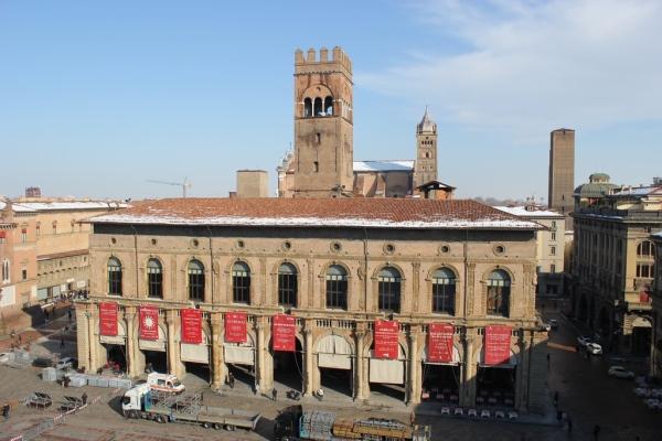 Bolonia Pałac Podesta