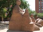 Visita al Conjunto Escultórico de Palomeras Bajas
