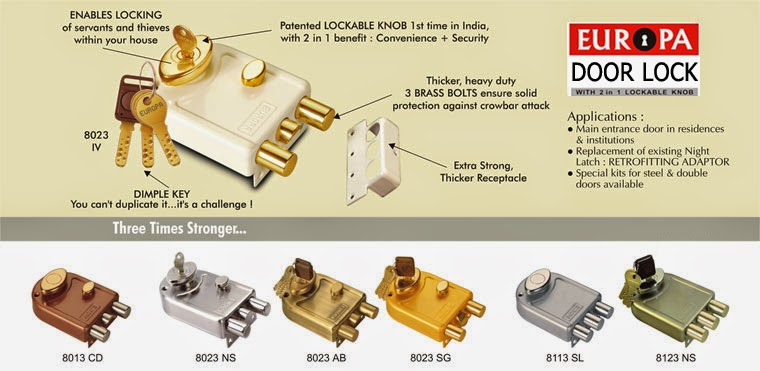 A Coat Of Varnish A Comparison Of Europa Door Lock And