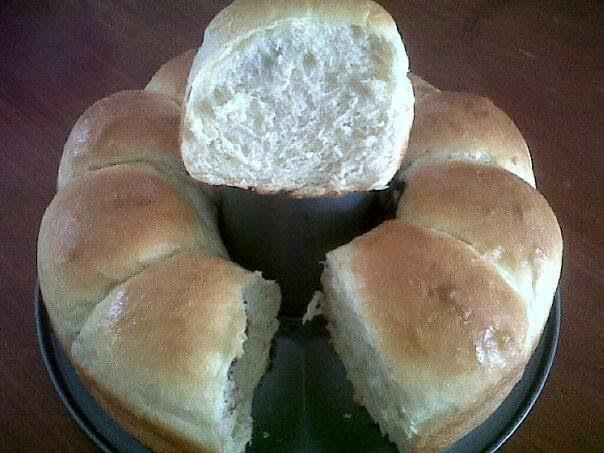 Resep Roti Sobek Isi COklat Meises Empuk PALING ENAK Lembut